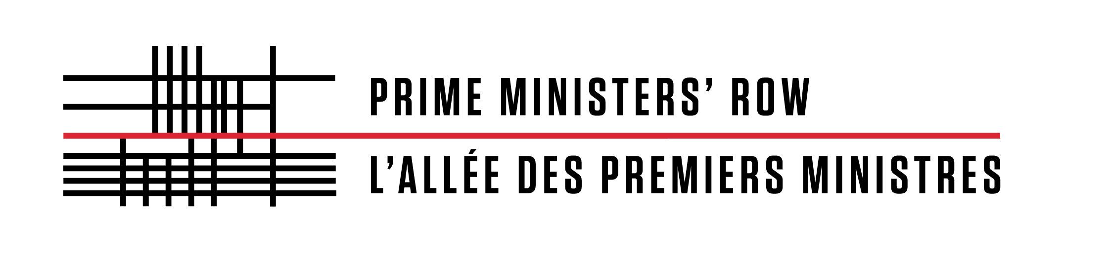 Prime Ministers' Row - Allée des premiers ministres